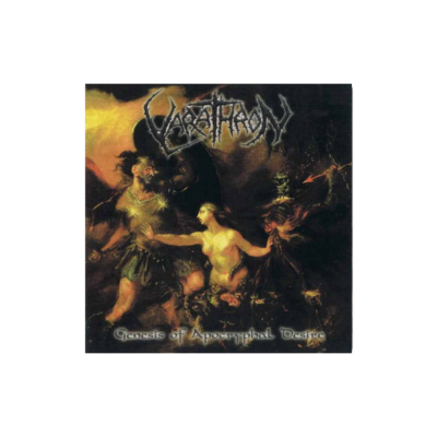 Walpurgisnacht Cd Official Varathron Webstore The