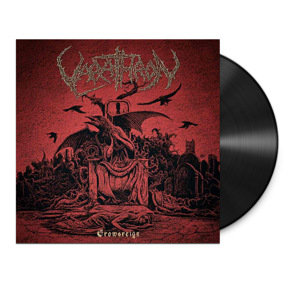His Majesty At The Swamp Swamp Lp Official Varathron